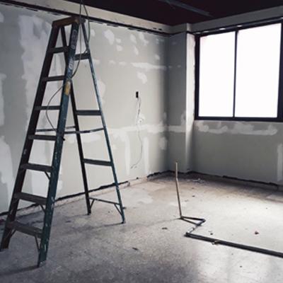 La rehabilitación de viviendas se basa en el principio de recuperación y mejora de las condiciones de habitabilidad.